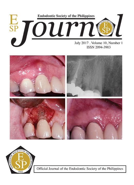 ESP Journal - Volume 10, Number 1 - 2017